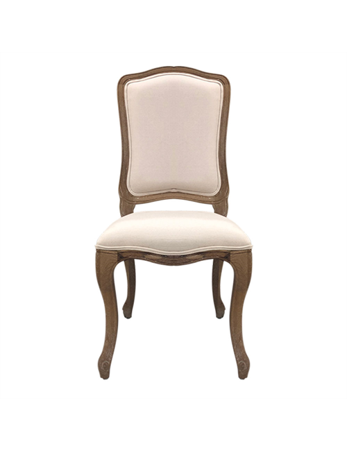 GRACE ROUND BACK DINING CHAIR